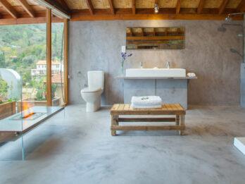 Igloo bioethanol pejs - Fra Stormsystems - badeværelse billede