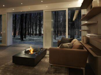 martini-50 -Bioethanol ild bord - indendørs - StormSystems